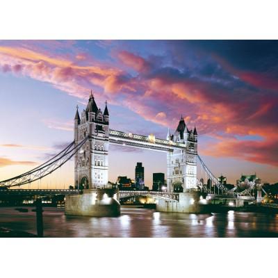 Puzzle Castorland-101122 London Tower Bridge