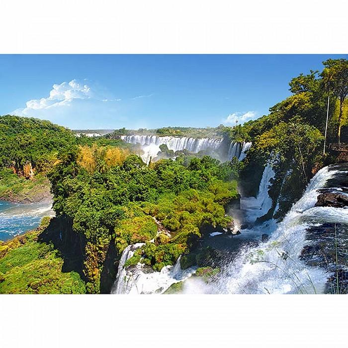 Die Iguazú-Wasserfälle, Argentinien