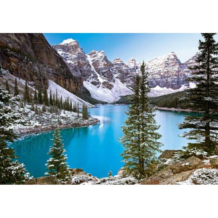 Kanada: Bergsee