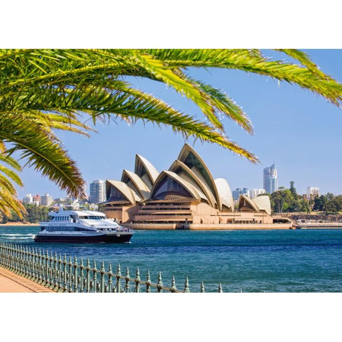 Australien: Sydney Opera