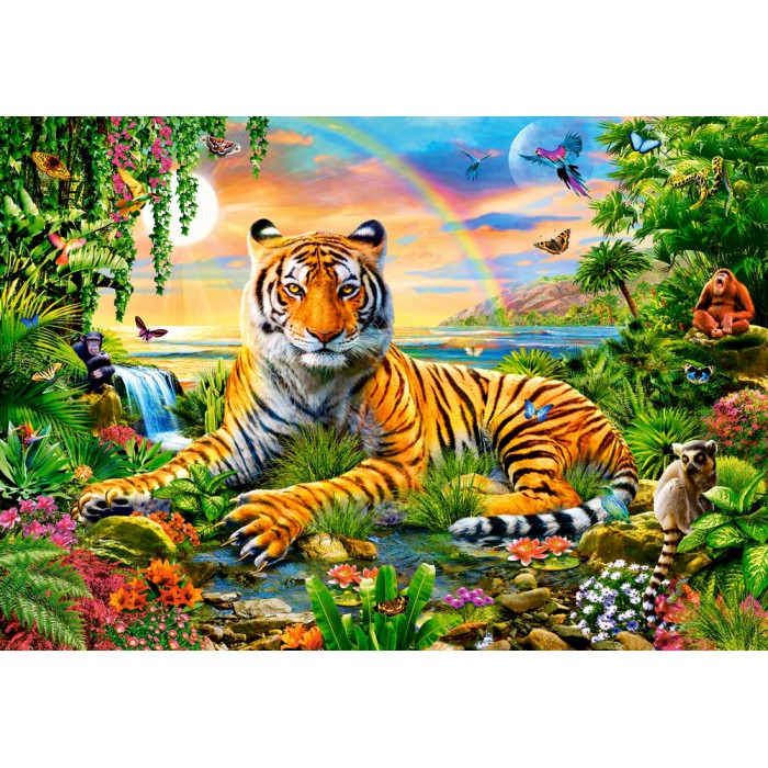 König des Dschungels