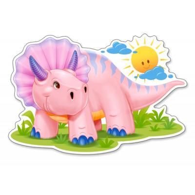 Puzzle Castorland-120048 Dino-Baby