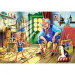 Puzzle  Castorland-12787 Pinocchio