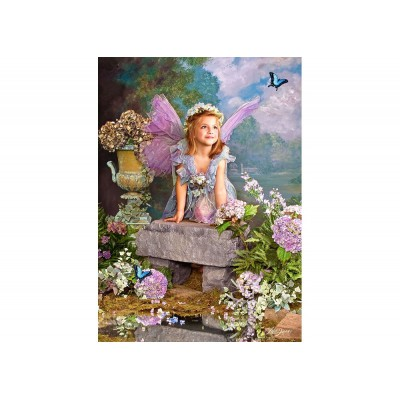 Puzzle Castorland-150892 Frühlingsfee