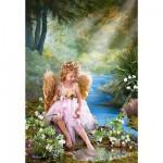 Puzzle  Castorland-150908 Kleiner Engel
