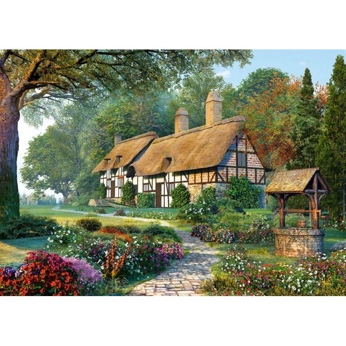 Dominic Davison: Idyllisches Cottage