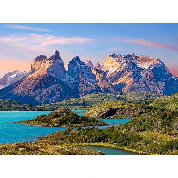 Torres del Paine, Patagonien, Chile