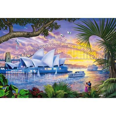 Puzzle Castorland-151295 Sydney Opera House