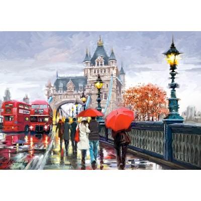Puzzle Castorland-151455 Tower Bridge