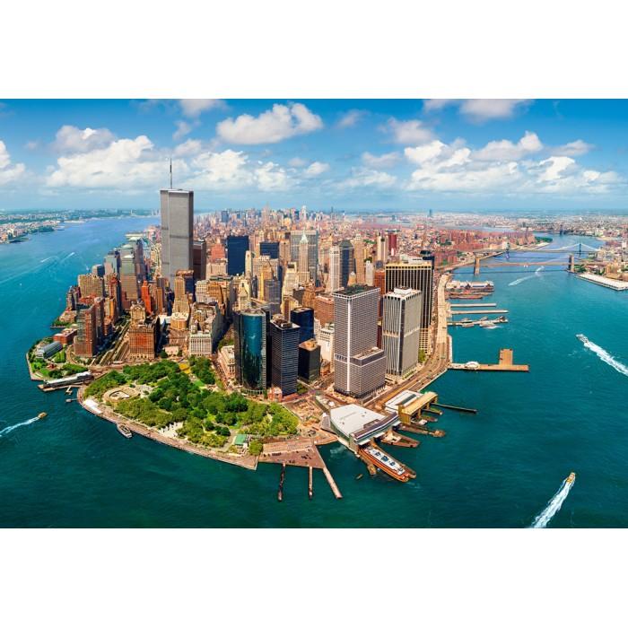 New York City before 9/11