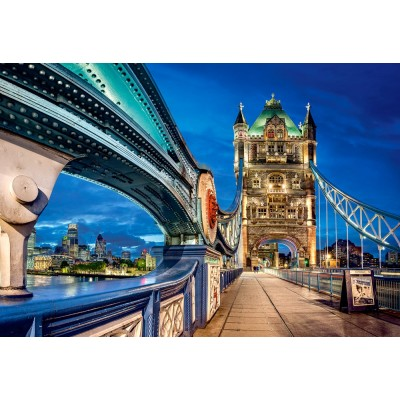 Puzzle Castorland-200597 Tower Bridge of London