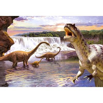 Puzzle Castorland-26999 Diplodocus