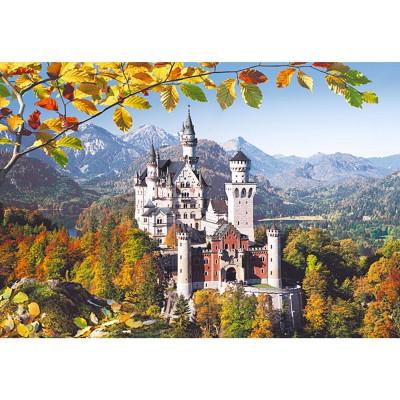 Puzzle Castorland-300013 Neuschwanstein
