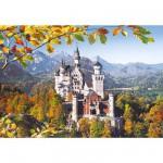 Puzzle  Castorland-300013 Schloss Neuschwanstein