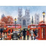 Puzzle  Castorland-300440 Westminster Abbey