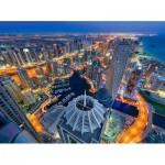 Puzzle  Castorland-300457 Towering Dreams, Dubai