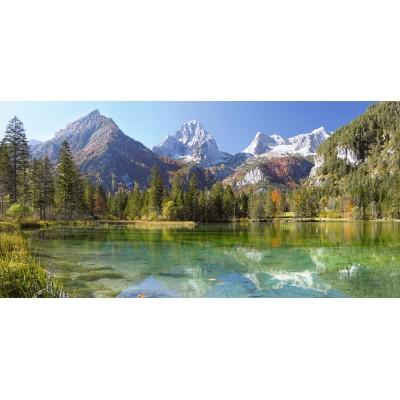 Puzzle Castorland-400065 Majestät der Berge