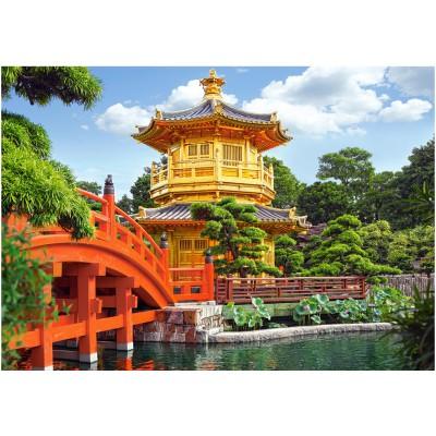 Puzzle Castorland-52172 Wunderschönes China