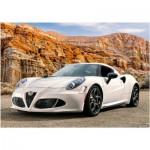Puzzle  Castorland-52219 Alfa Romeo 4C