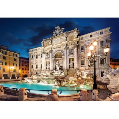 Puzzle Castorland-52332 Fontana di Trevi