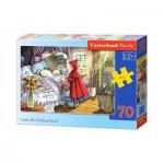 Puzzle  Castorland-B-007011 Rotkäppchen