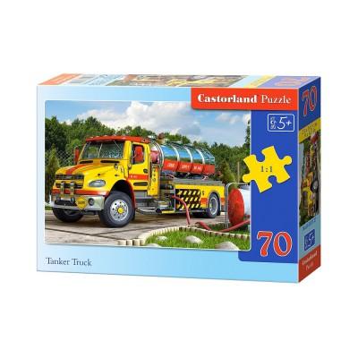 Puzzle Castorland-B-007127 Tankwagen