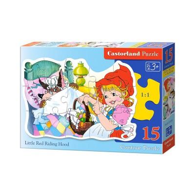 Puzzle Castorland-B-015030 Rotkäppchen