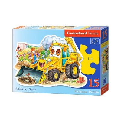 Puzzle Castorland-B-015047 Frontlader