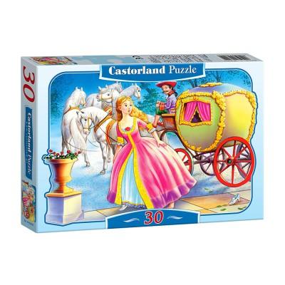 Puzzle Castorland-B-03235 Aschenputtel