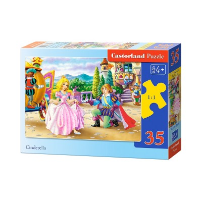 Puzzle Castorland-B-035045 Aschenputtel