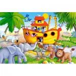 Puzzle  Castorland-B-040209 XXL Teile - Noah's Ark