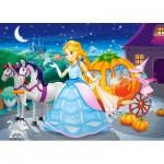 Puzzle  Castorland-B-06908 Cinderella