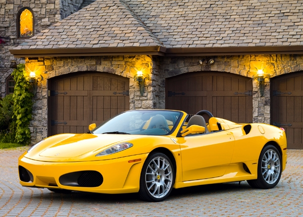 ferrari f430 spider 108 teile castorland puzzle online kaufen. Black Bedroom Furniture Sets. Home Design Ideas