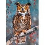 Puzzle   Great Horned Owl