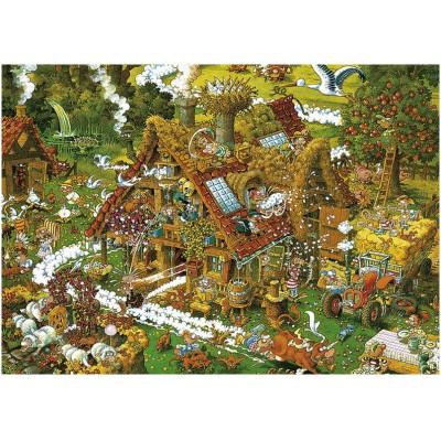 Puzzle Heye-08832 Funny Farm