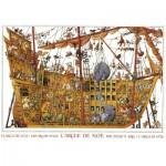 Puzzle  Heye-25475 Loup: Arche Noah