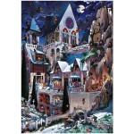 Puzzle  Heye-26127 Schloss des Grauens