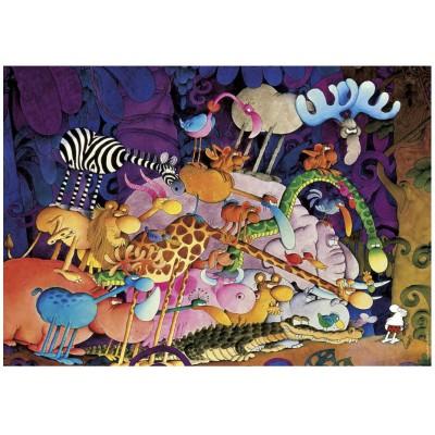 Puzzle Heye-29213 Tarzan
