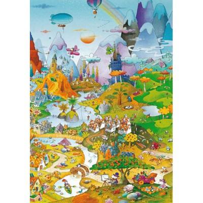 Puzzle Heye-29230 Idyll