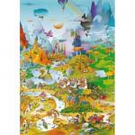 Puzzle  Heye-29230 Mordillo: Idyll