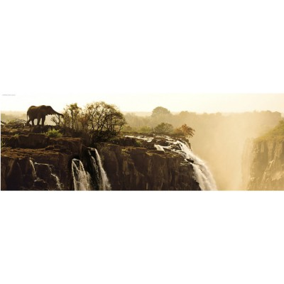 Puzzle Heye-29287 Elefant