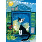 Puzzle  Heye-29316 Rosina Wachtmeister: Window