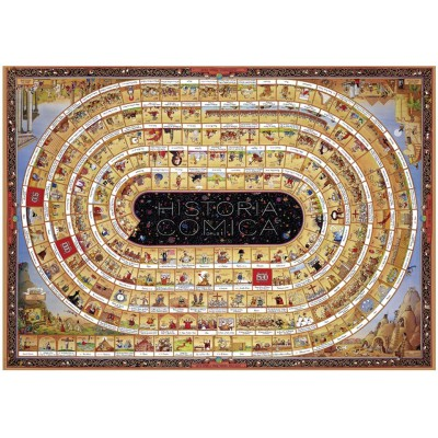 Puzzle Heye-29341 Historia Comica Opus 1