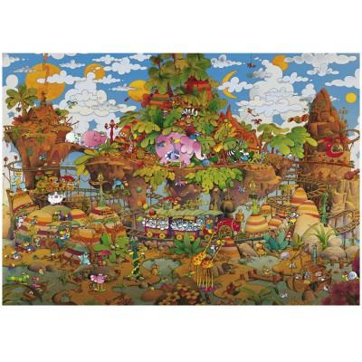 Puzzle Heye-29360 Zug