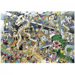 Puzzle  Heye-29409 Calligaro: Dinos