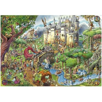 Puzzle Heye-29414 Prades: Fairy Tales