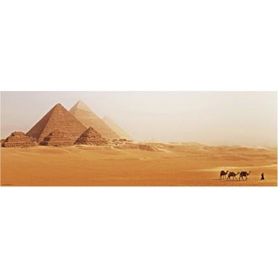 Puzzle Heye-29516 Pyramiden