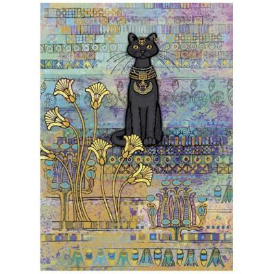 Puzzle Heye-29536 Ägyptische Katze