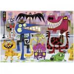 Puzzle  Heye-29545 Monsterstadt
