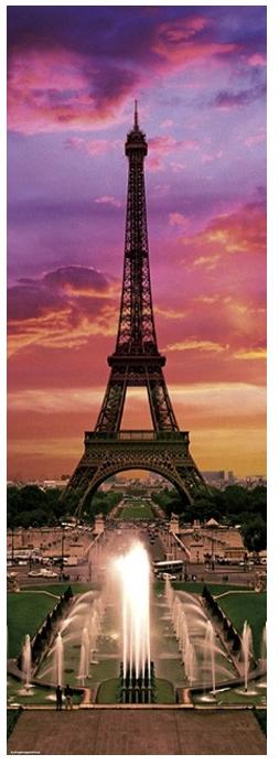 Puzzle Heye-29551 Paris bei Nacht